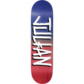 Deck Deathwish - Ju Blk/Red Gang Name Deck 8.0