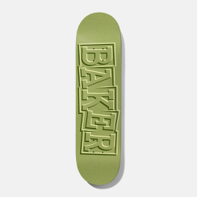 Decks Baker - Tf Ribbon Green Deck 8.5