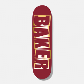 Decks Baker - Rz Brand Name Red/Foil B2 8.38