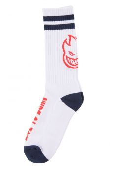 57010071F00 Heads Up - White/Navy/Red