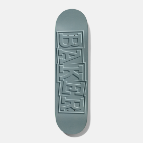 Decks Baker - Ar Ribbon Grey Deck 7.875