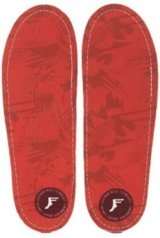 Kingfoam Orthotics - Orange Camo