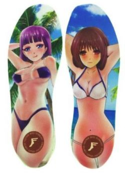 Kingfoam Elite Insoles - Otaku