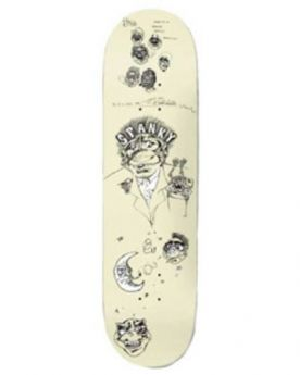 Decks Baker - Kl Stipple Deck 8.125