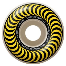 Spitfire Wheels - Formula Four - 99D - Classic Shape - 55MM