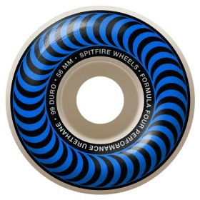 Spitfire Wheels - Formula Four - 99D - Classic Shape - 56MM