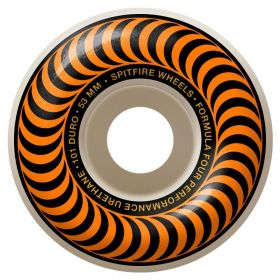 Spitfire Wheels - Formula Four - 101D - Classic Shape - 53MM