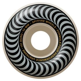 Spitfire Wheels - Formula Four - 101D - Classic Shape - 54MM