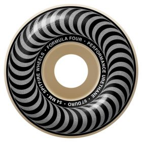 Wheels Spitfire - Formula Four - 97D - Classic Shape Natural - 54mm