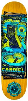 Boards Antihero - Cardiel Maps To The Skaters Homes - 8.62
