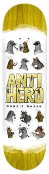 Deck Antihero - Russo Usual Suspects - 8.25'' X 32''