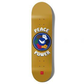 Deck Chocolate - Anderson Peace Power One Off D - 8'' X 31.875''