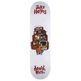 Deck Deathwish - Jh Channel Surfing Deck 8.25