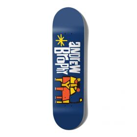 Deck Girl - Brophy Pictograph - 8'' X 31.875''