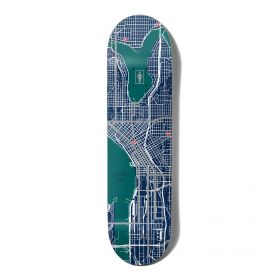 Deck Girl - Gass Pin Point One Off - 8.25'' X 31.875'' X 14'' Wb