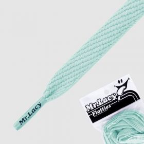Laces Mr Lacy Flatties - Smooth Blue