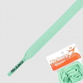 Laces Mr Lacy Slimmies - Lagoon Green