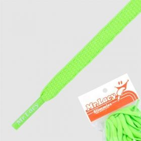 Laces Mr Lacy Slimmies - Neon Green
