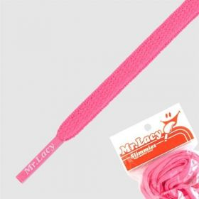 Laces Mr Lacy Slimmies - Neon Pink