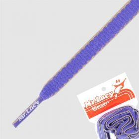 Laces Mr Lacy Slimmies - Violet/Yellow