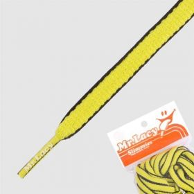 Laces Mr Lacy Slimmies - Yellow/Black