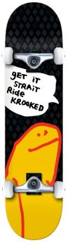 Complete Krooked - Kr O Geez Shmoo Lg - 8.0 X 31.8