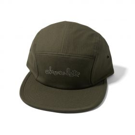 Headwear Chocolate - outline Camper - Olive