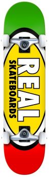 Complete Real  - Rs Team Edition Oval Xl - 8.25 X 32.2