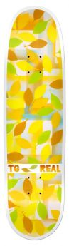 Deck Real  - Tommy G Acrylics - 8.5'' X 31.75''