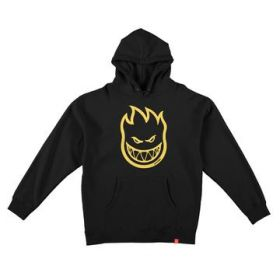 53110020BD Bighead  - Black W/ Yellow Print