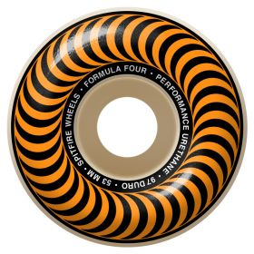 Wheels Spitfire - Formula Four - 97D - Classic Natural - 53mm