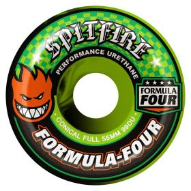 Wheels Spitfire - Team Color Up F4 99 Conical Full - 55