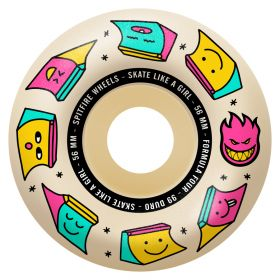 Wheels Spitfire - F4 99 Skate Like A Girl Radial  Natural - 56